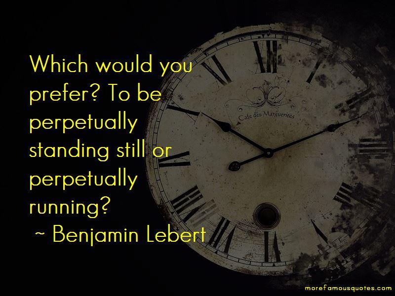Benjamin Lebert Quotes Pictures 2