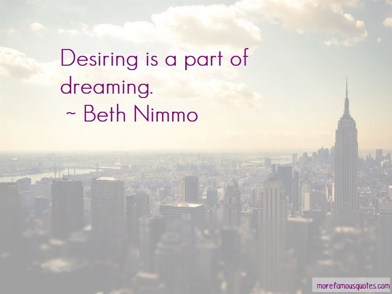Beth Nimmo Quotes Pictures 2