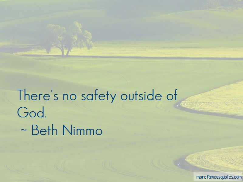 Beth Nimmo Quotes Pictures 4