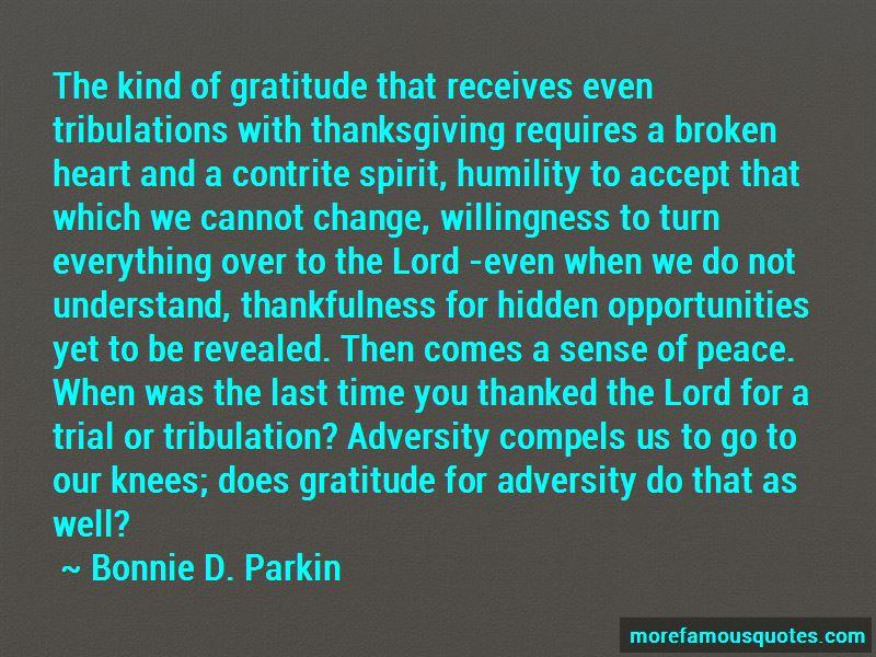Bonnie D. Parkin Quotes Pictures 3