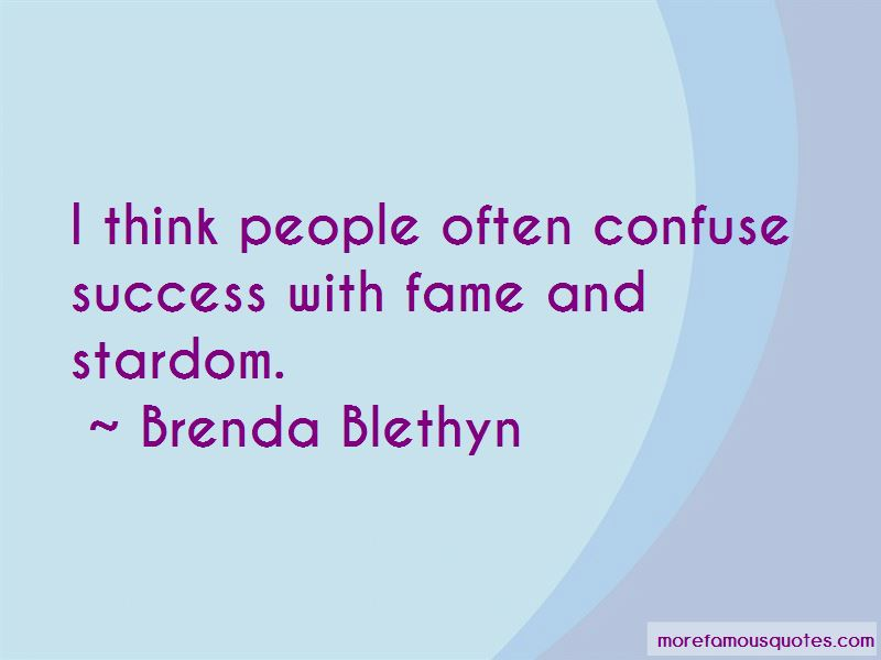 Brenda Blethyn Quotes Pictures 2