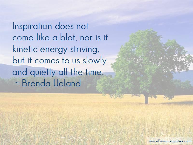 Brenda Ueland Quotes Pictures 2