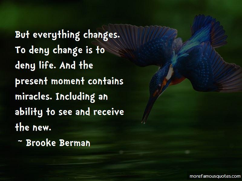 Brooke Berman Quotes