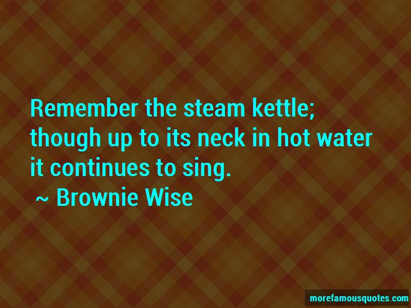 Brownie Wise Quotes Pictures 4