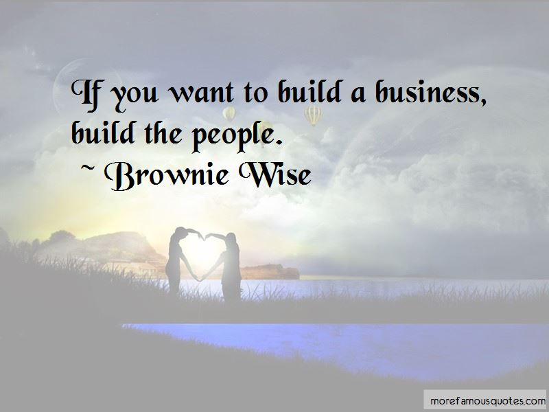 Brownie Wise Quotes