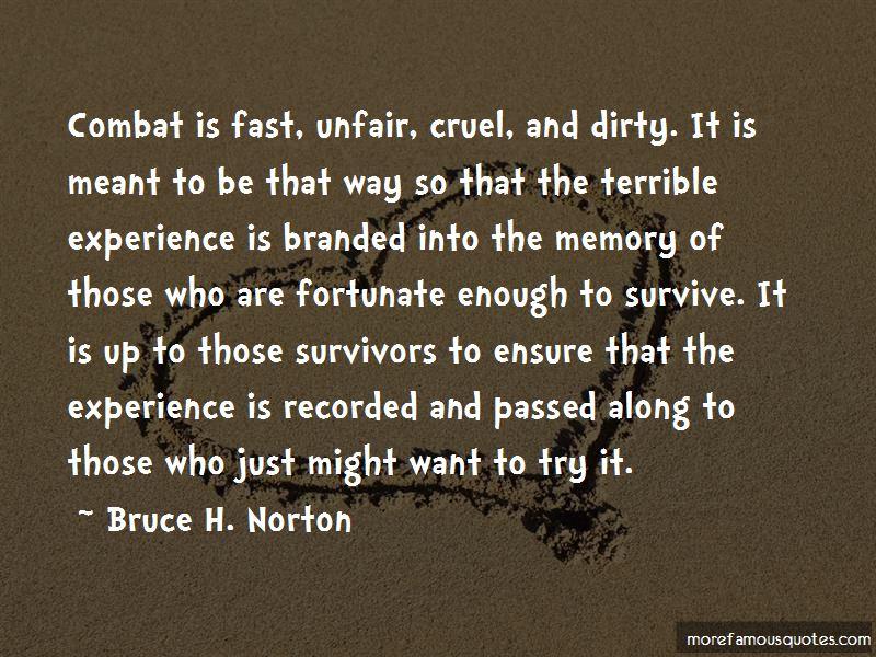 Bruce H. Norton Quotes Pictures 3