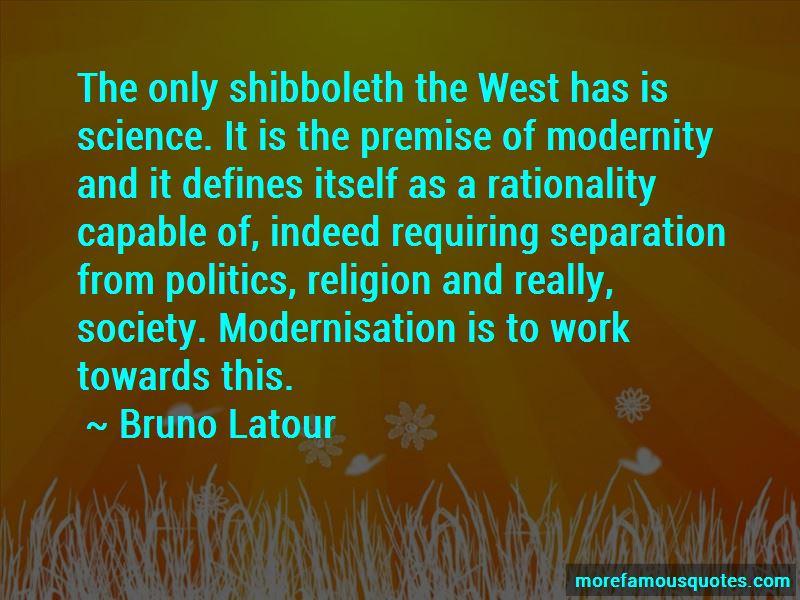 Bruno Latour Quotes Pictures 3