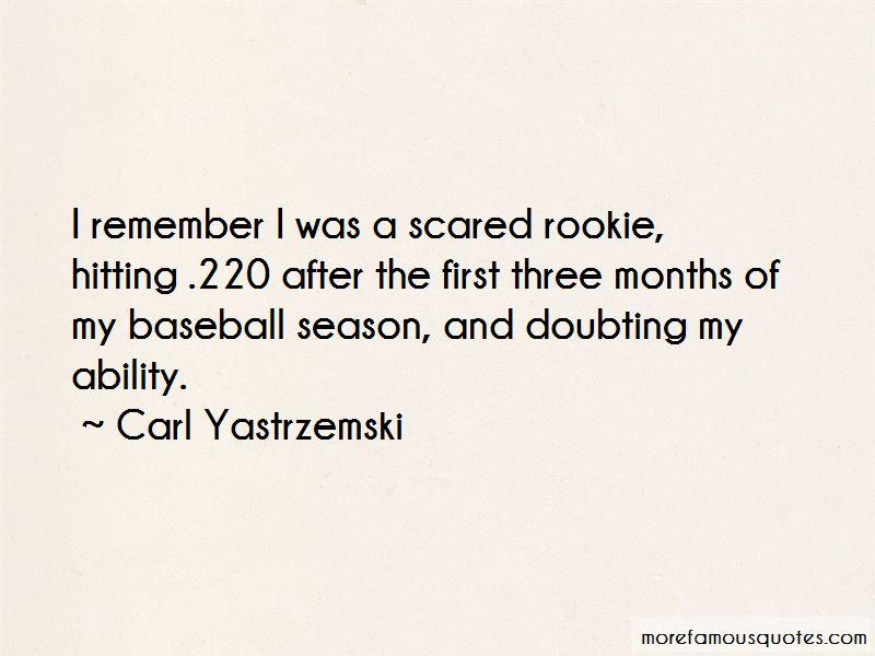 Carl Yastrzemski Quotes Pictures 2