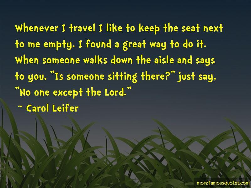 Carol Leifer Quotes Pictures 3