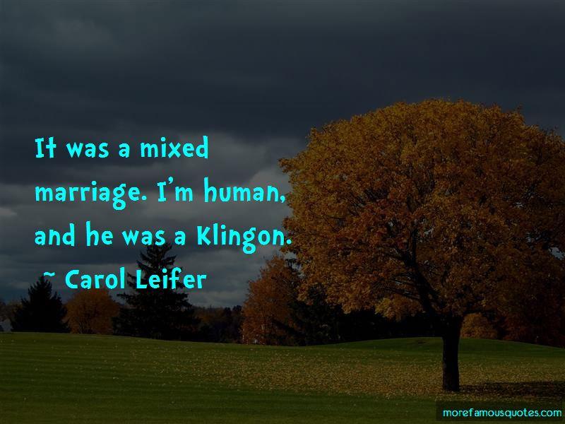 Carol Leifer Quotes Pictures 4