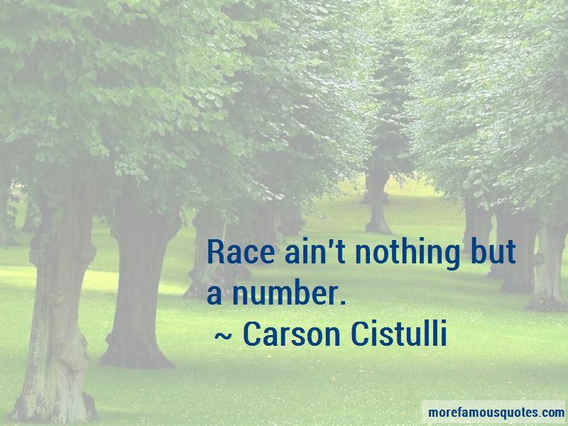 Carson Cistulli Quotes Pictures 2
