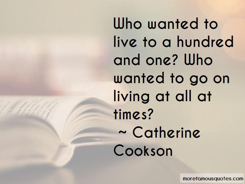 Catherine Cookson Quotes