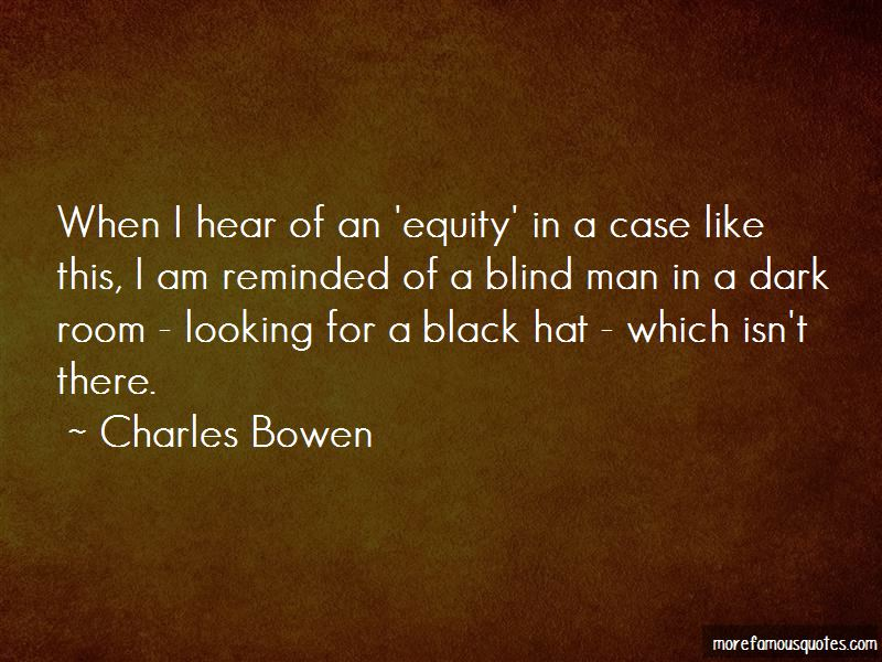 Charles Bowen Quotes Pictures 2