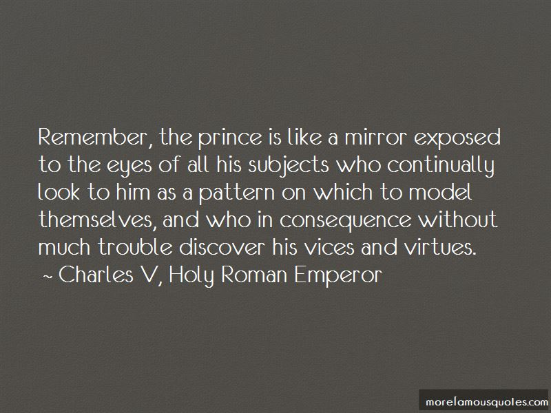 Charles V, Holy Roman Emperor Quotes Pictures 4
