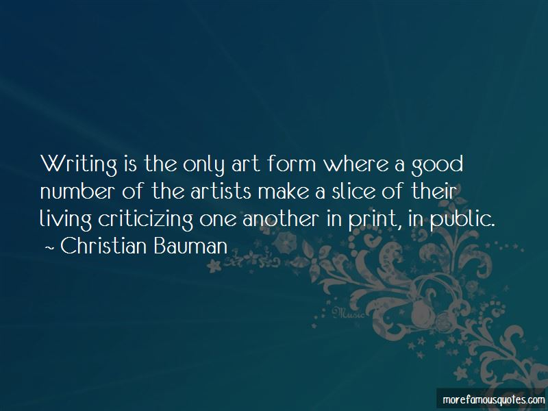 Christian Bauman Quotes Pictures 2