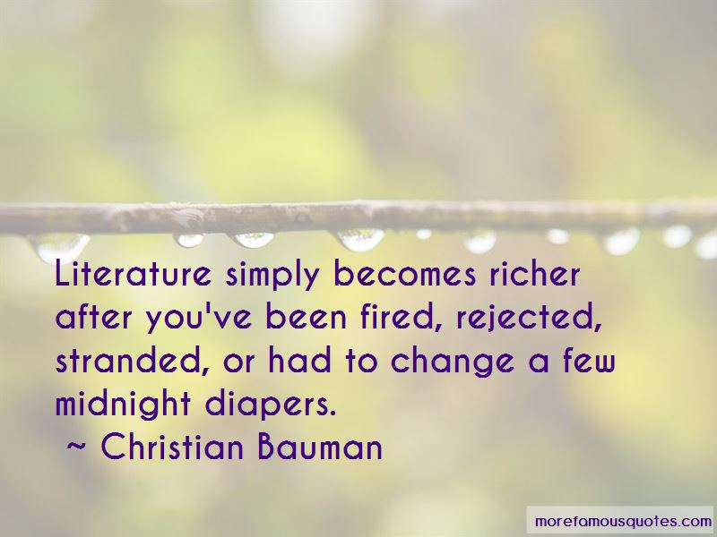 Christian Bauman Quotes Pictures 4