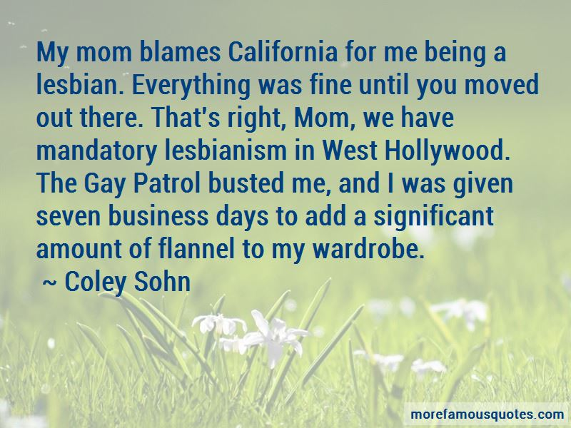 Coley Sohn Quotes Pictures 3