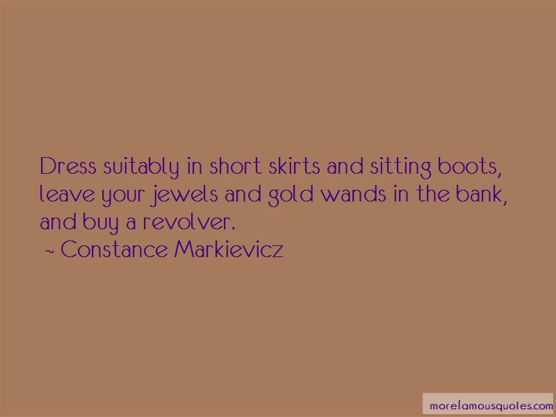 Constance Markievicz Quotes Pictures 2