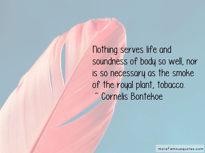 Cornelis Bontekoe Quotes