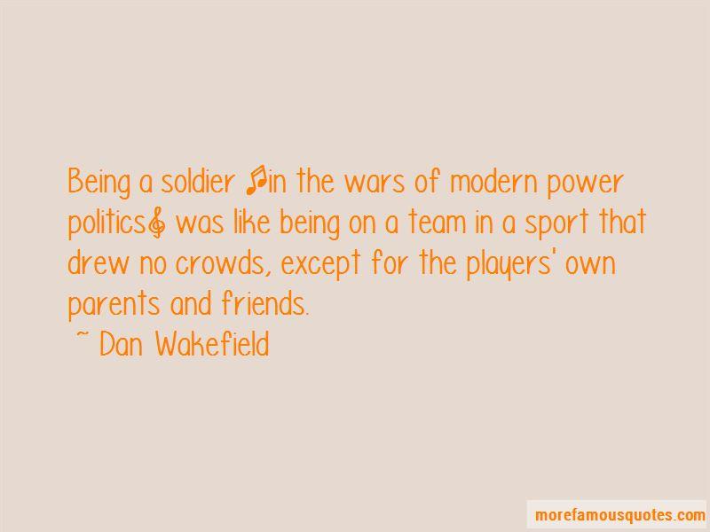 Dan Wakefield Quotes Pictures 4