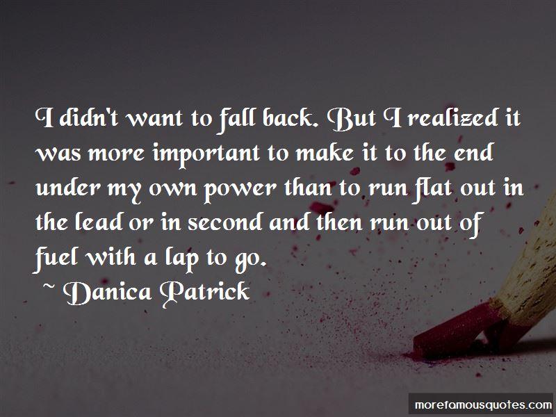 Danica Patrick Quotes Pictures 2