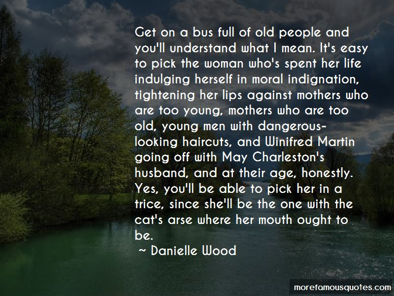 Danielle Wood Quotes Pictures 2