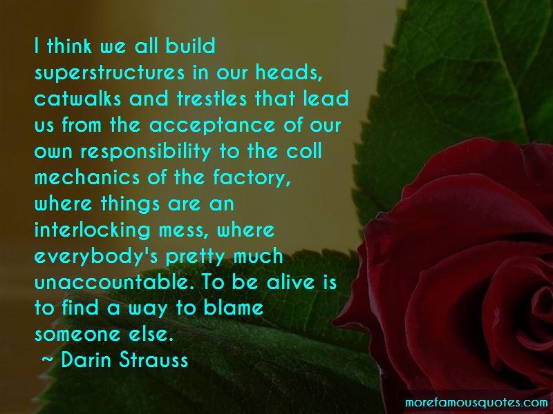 Darin Strauss Quotes