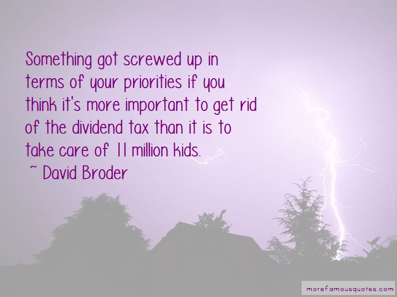 David Broder Quotes Pictures 2
