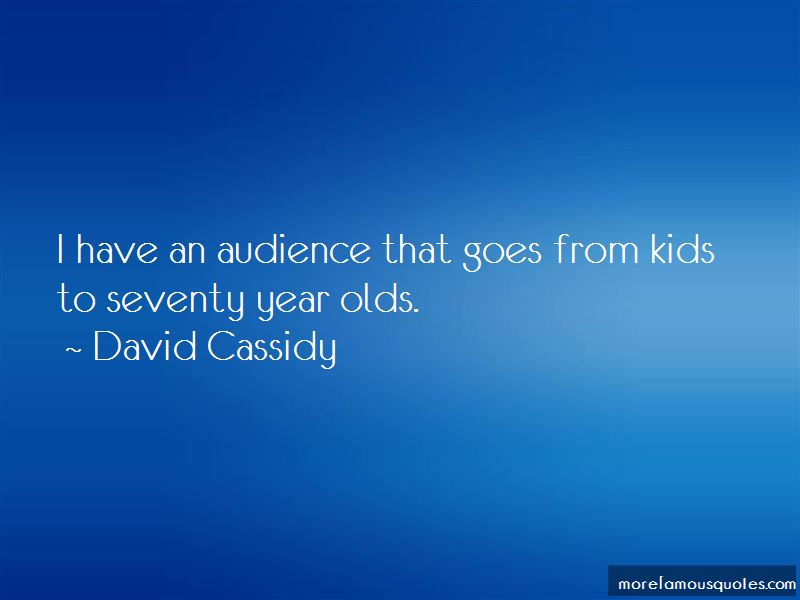 David Cassidy Quotes Pictures 4