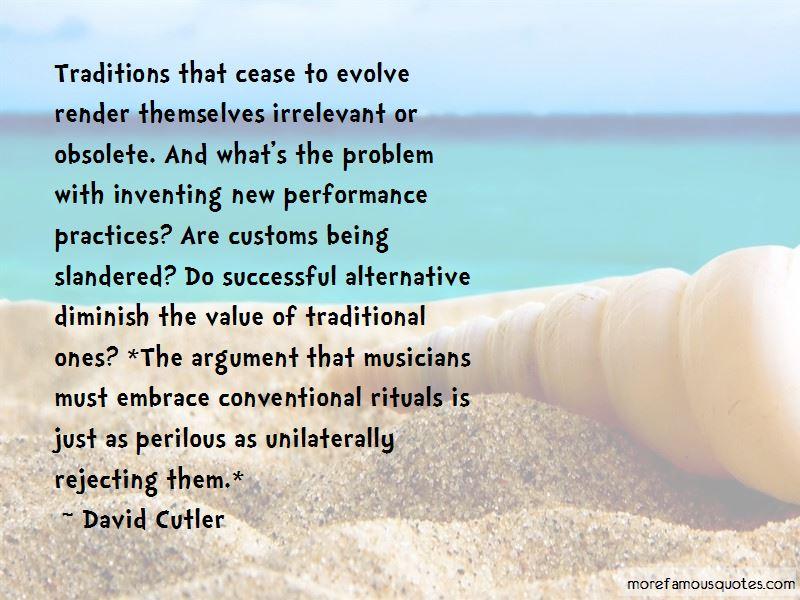 David Cutler Quotes