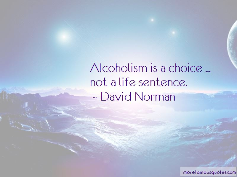David Norman Quotes