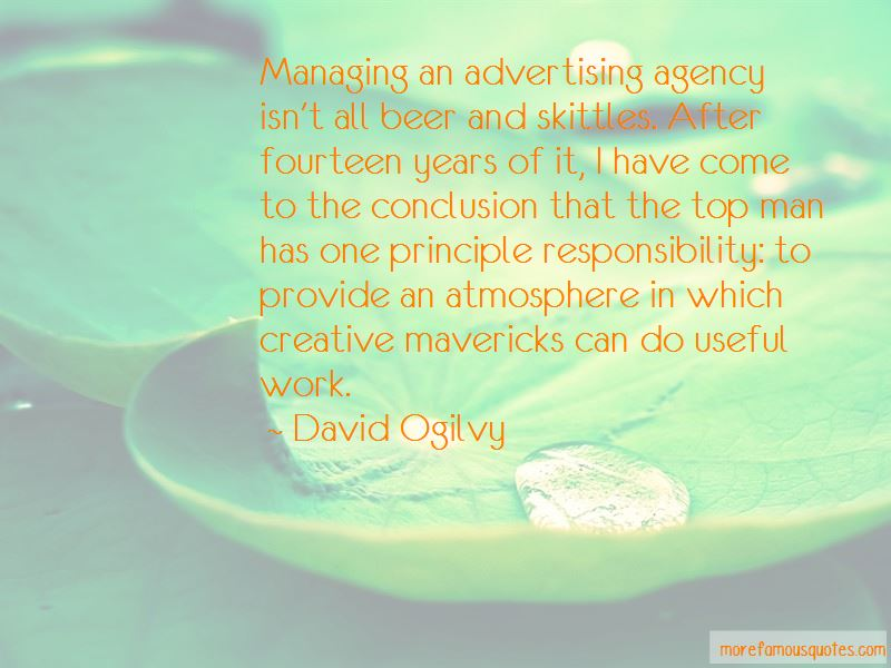 David Ogilvy Quotes Pictures 2