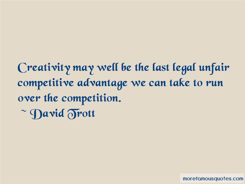 David Trott Quotes