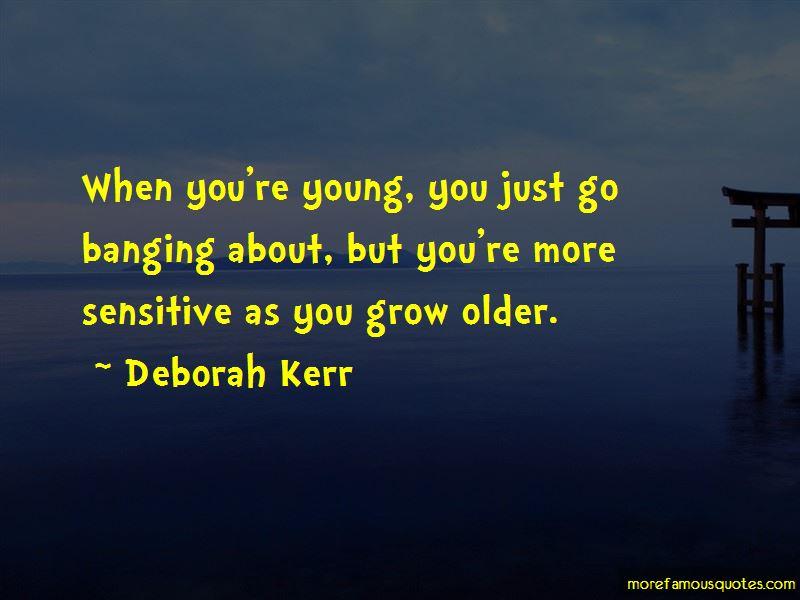 Deborah Kerr Quotes Pictures 2