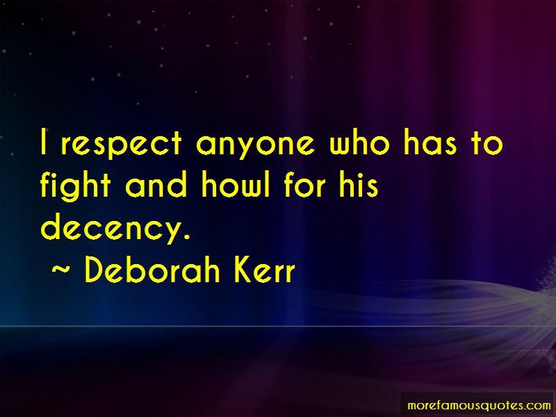 Deborah Kerr Quotes Pictures 3