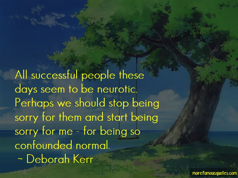 Deborah Kerr Quotes