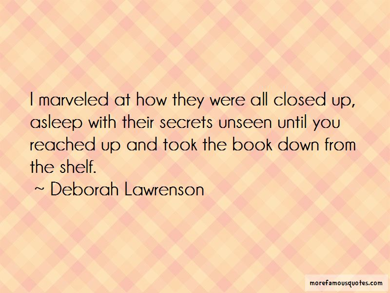Deborah Lawrenson Quotes Pictures 2