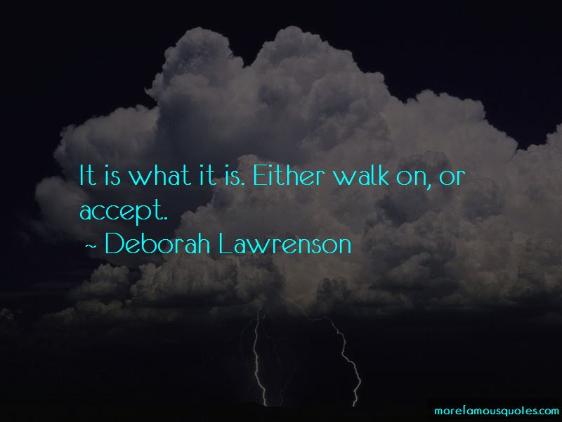 Deborah Lawrenson Quotes Pictures 3