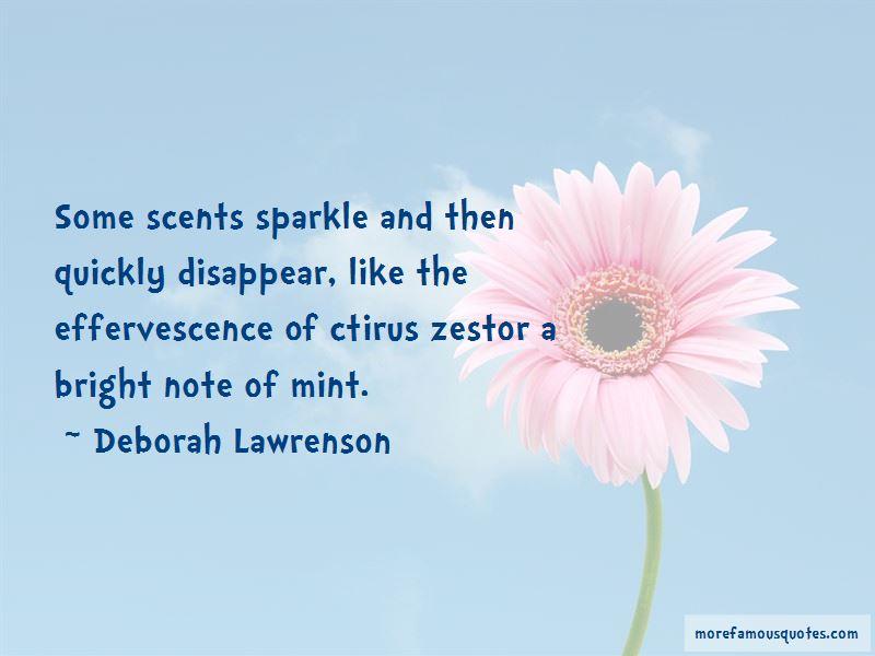 Deborah Lawrenson Quotes Pictures 4