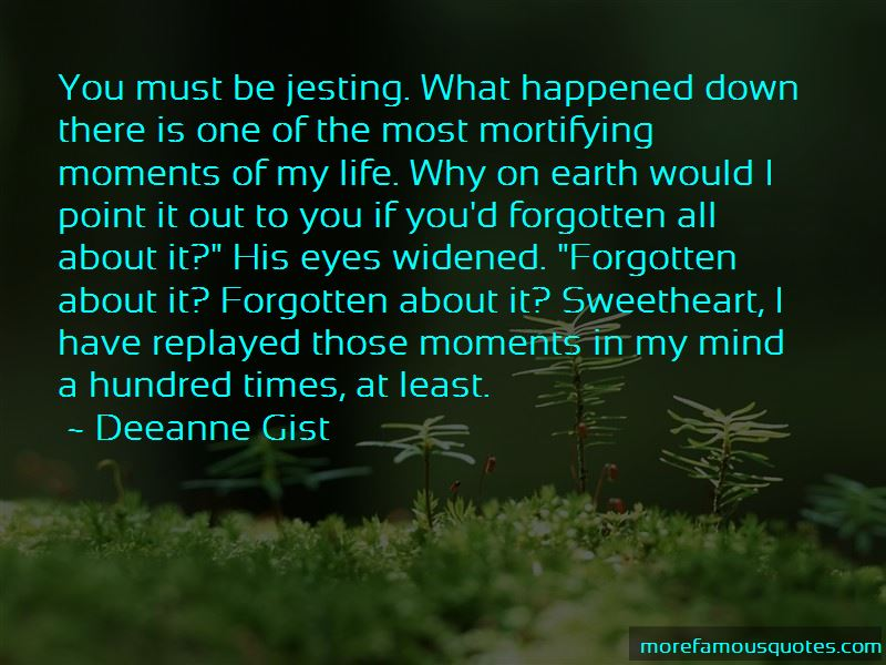 Deeanne Gist Quotes Pictures 4