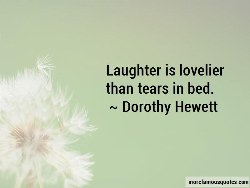 Dorothy Hewett Quotes