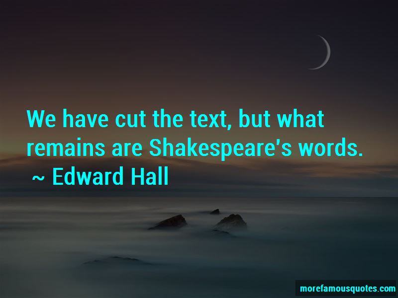 Edward Hall Quotes Pictures 2