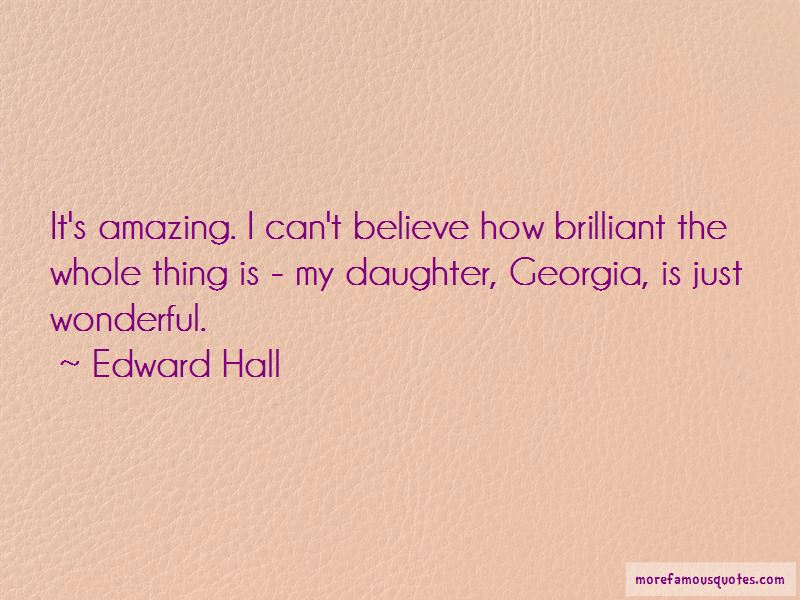 Edward Hall Quotes Pictures 4