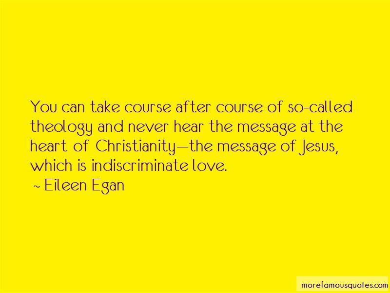 Eileen Egan Quotes
