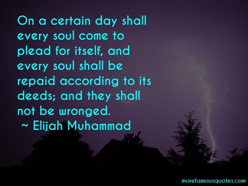 Elijah Muhammad Quotes Pictures 3