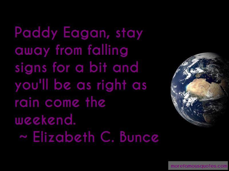 Elizabeth C. Bunce Quotes Pictures 2