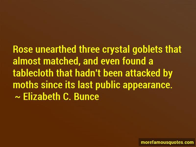 Elizabeth C. Bunce Quotes Pictures 3