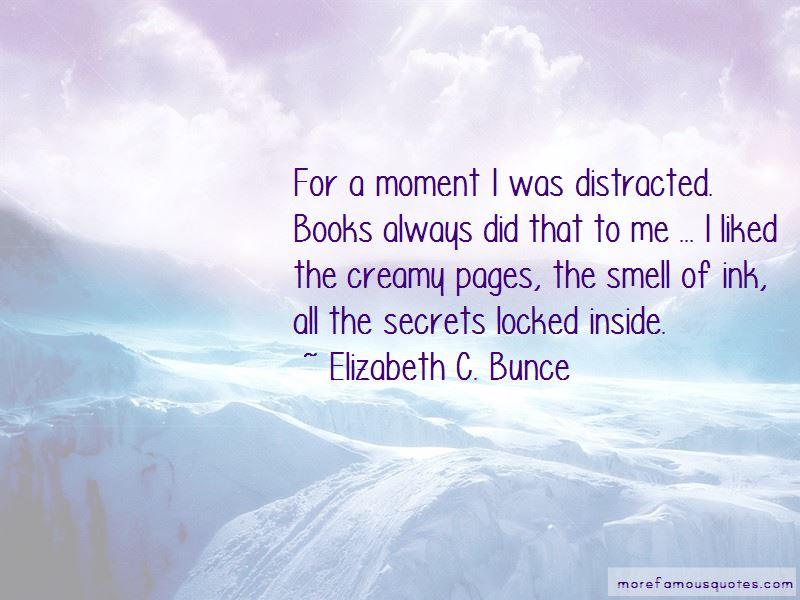 Elizabeth C. Bunce Quotes Pictures 4