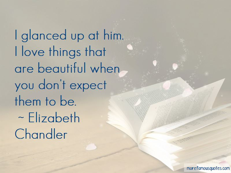 Elizabeth Chandler Quotes Pictures 2