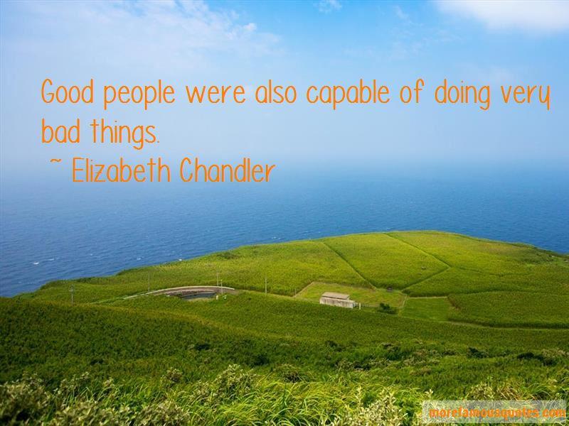 Elizabeth Chandler Quotes Pictures 3